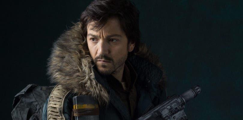 Disney anuncia una serie precuela de Rogue One con Cassian Andor de protagonista