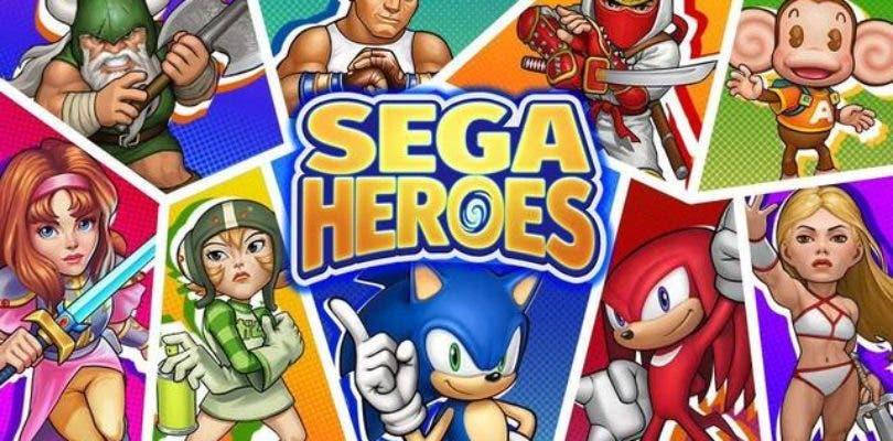 SEGA presenta un nuevo título para dispositivos móviles: SEGA Heroes