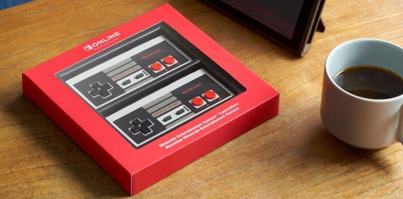 Disponible la reserva de los mandos especiales de NES para Nintendo Switch