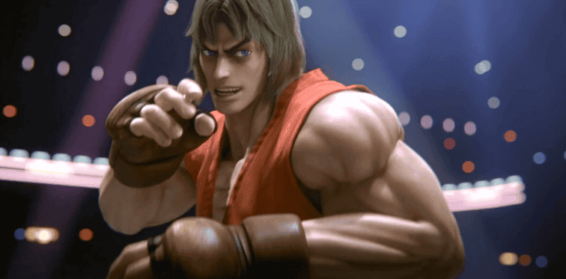 Ken Masters y Incineroar se unen a la lucha en Super Smash Bros. Ultimate