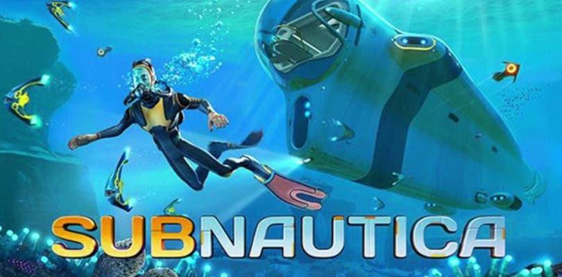 Subnáutica aterrizará en PlayStation 4 el próximo mes de diciembre