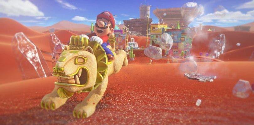 Dos nuevos trajes temáticos llegan a Super Mario Odyssey