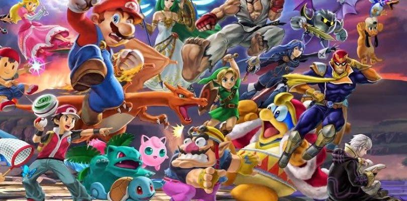 Super Smash Bros. Ultimate ha superado ya en Japón a Super Smash Bros. para Nintendo 3DS