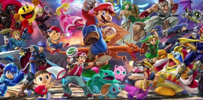 Super Smash Bros Ultimate Y Human Fall Flat Lideran Las Ventas De
