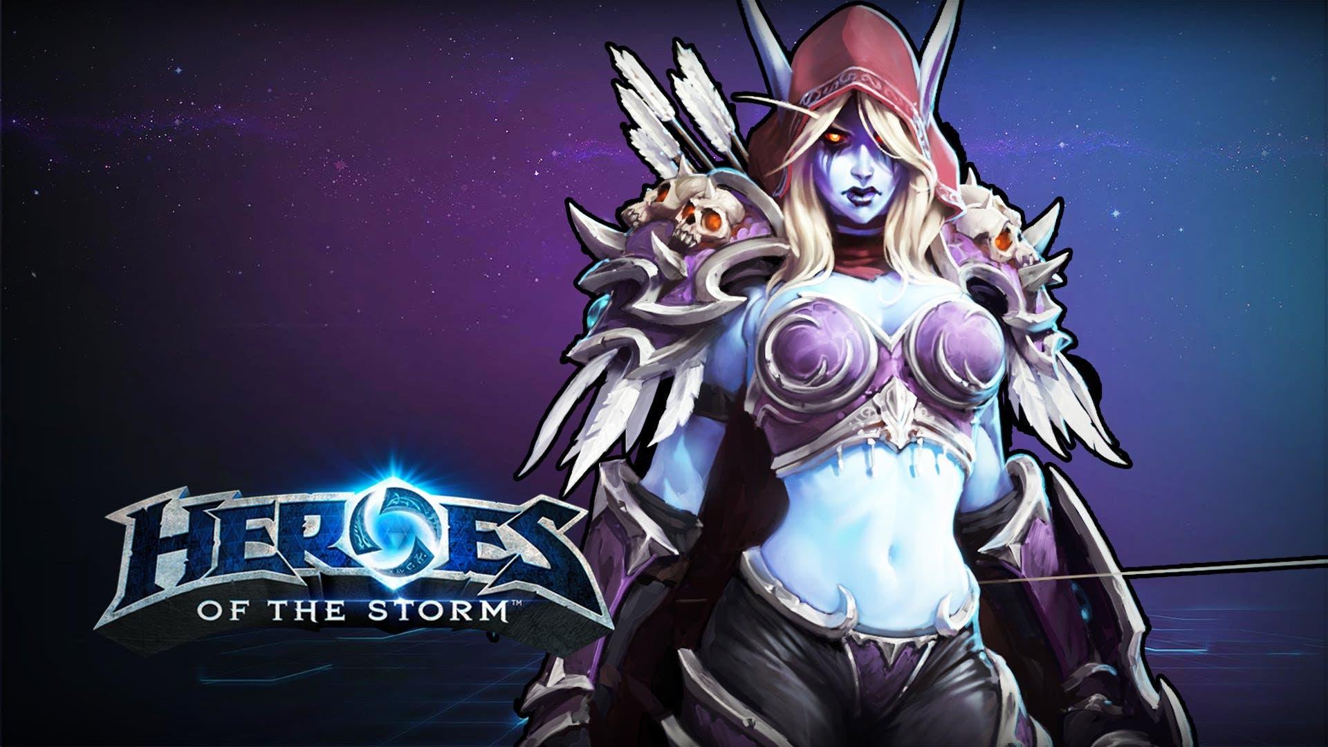 Imagen de Nuevos reworks anunciados para Sylvanas y Puntos de Heroes of the Storm