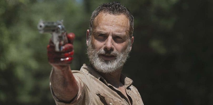 La despedida de Rick hace que The Walking Dead recupere algo de audiencia