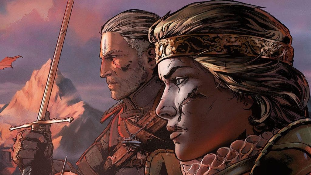thronemaker the witcher tales