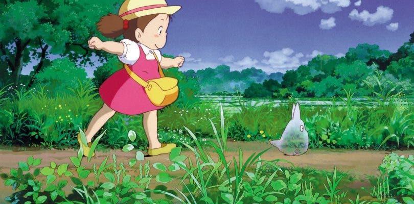Mi vecino Totoro se estrenará en España el próximo enero