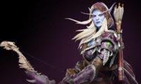 Oferta especial en la pieza de Sylvanas de World of Warcraft