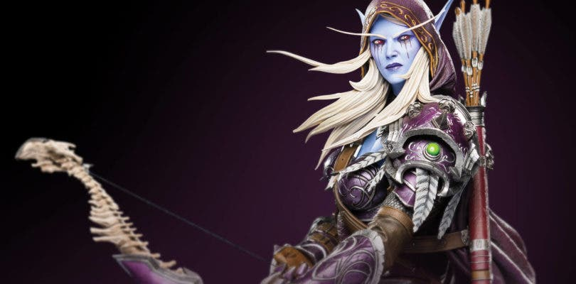 Oferta especial en la pieza de Sylvanas de World of Warcraft