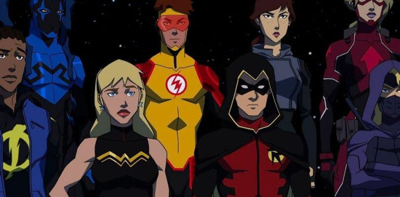 Primer e intenso tráiler de la serie Young Justice: Outsiders