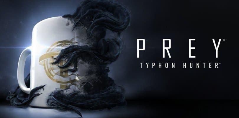 Disponible el primer traíler de Typhon Hunter, el nuevo DLC de Prey