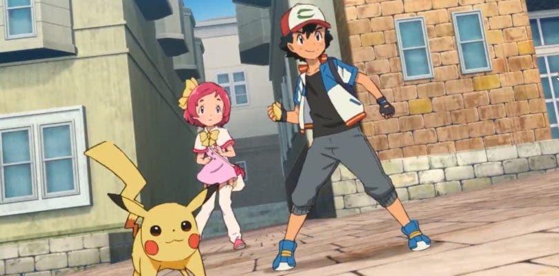 Ash combate el bullying en el nuevo clip de Pokémon: El poder de todos