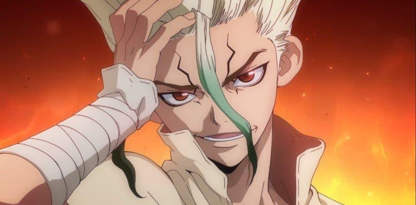 El anime de Dr. Stone acude a la Jump Festa 19 con un increíble nuevo tráiler