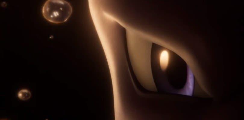 Mewtwo despierta en el primer teaser tráiler de la nueva película de Pokémon