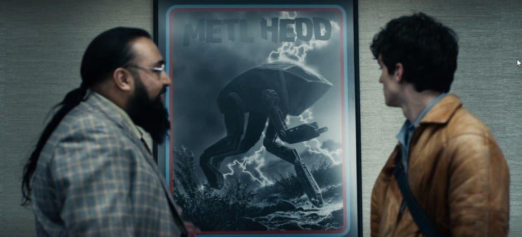 Crítica de Black Mirror: Bandersnatch, Netflix o el Gran Hermano