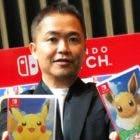 Masuda revela algunos detalles sobre el desarrollo de Pokémon: Let's Go Pikachu!/Eevee!
