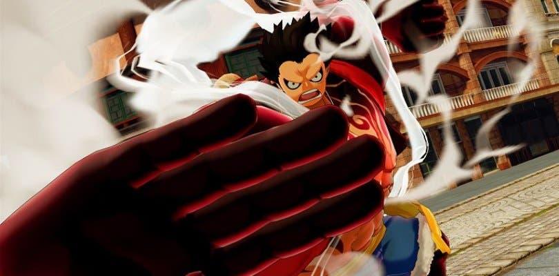 One Piece: World Seeker muestra nuevas imágenes con la Gear Fourth y mucho más