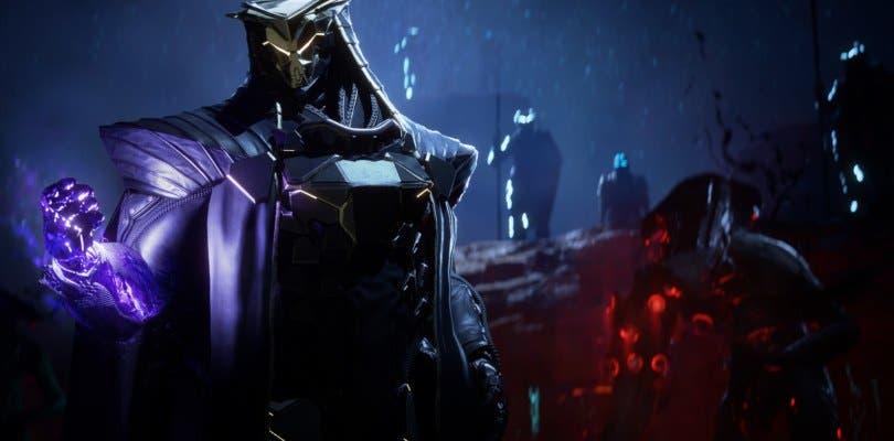 Anthem saca pecho en un nuevo tráiler durante The Game Awards