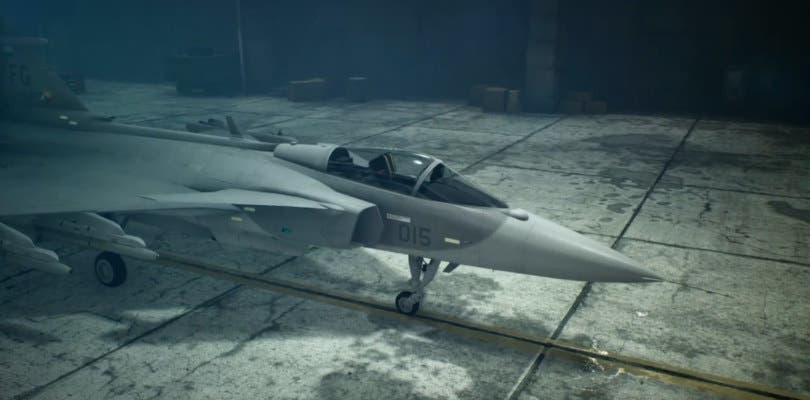 Ace Combat 7 nos introduce al Gripen E Aircraft Focus en un nuevo vídeo