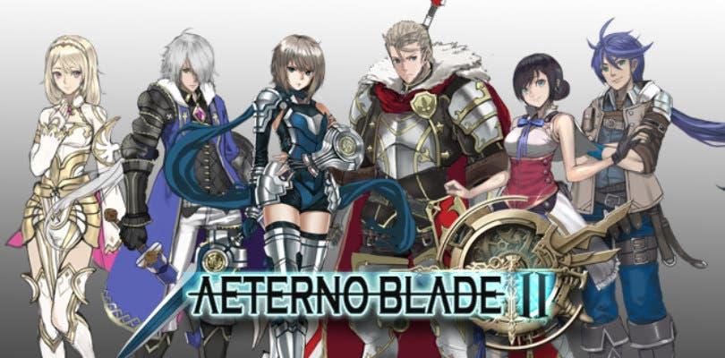 AeternoBlade II avanza en su desarrollo y confirma lanzamiento en unos meses