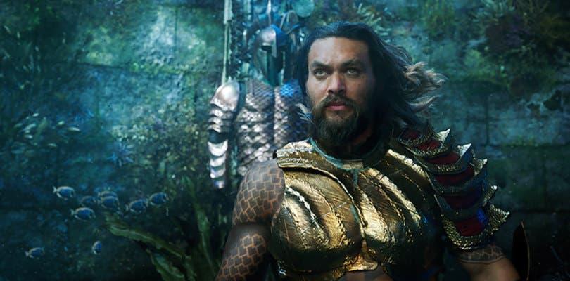 Crítica de Aquaman: El rey de los excesos