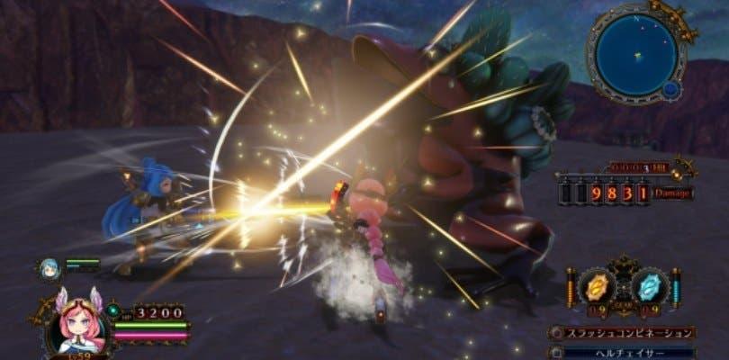 Nueva galería de imágenes para el RPG de Compile Heart 'Arc of Alchemist'