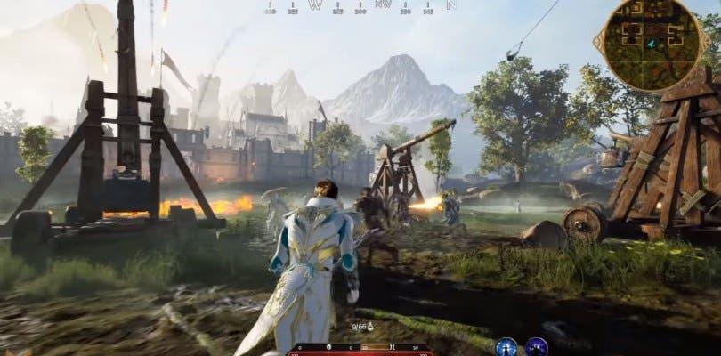 Ashes of Creation publicará la beta abierta de su modo Battle Royale este mes