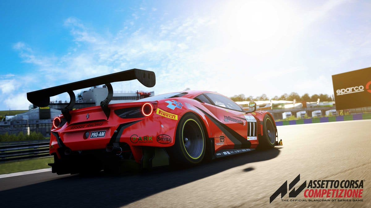 Imagen de Assetto Corsa Competizione recibe su cuarta actualización para añadir contenidos