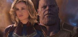 Capitana Marvel y Avengers 4 recibirán nuevos tráileres esta semana