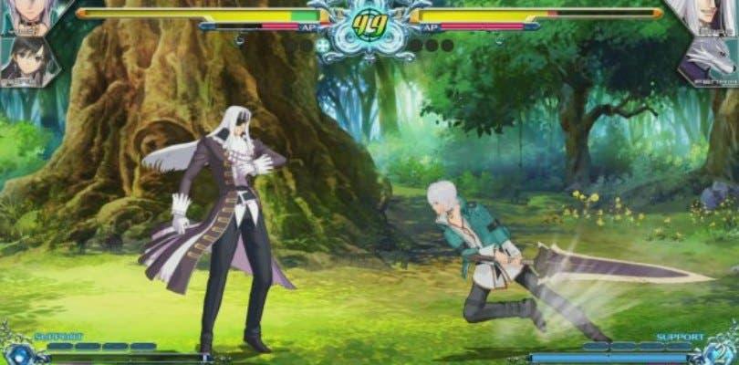 Blade Arcus Rebellion from Shining detalla a dos de sus principales combatientes