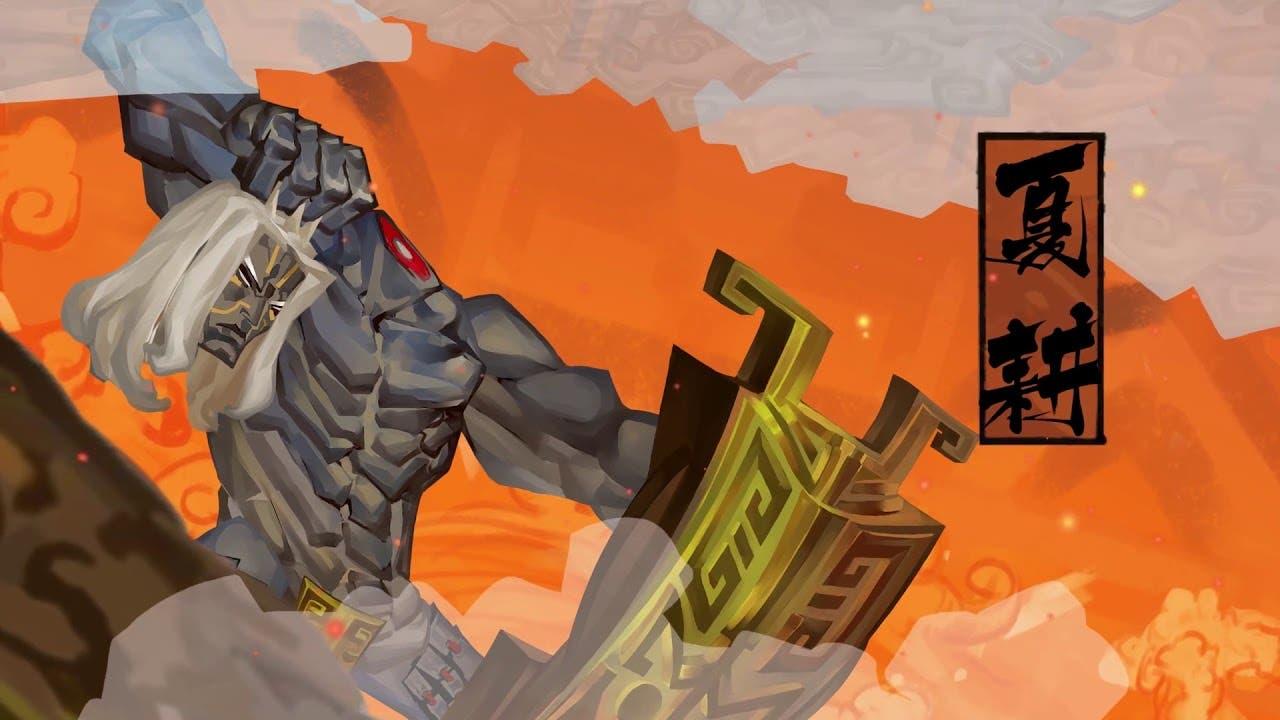 Imagen de El brawler en 2D Bladed Fury ya se encuentra disponible a través de Steam