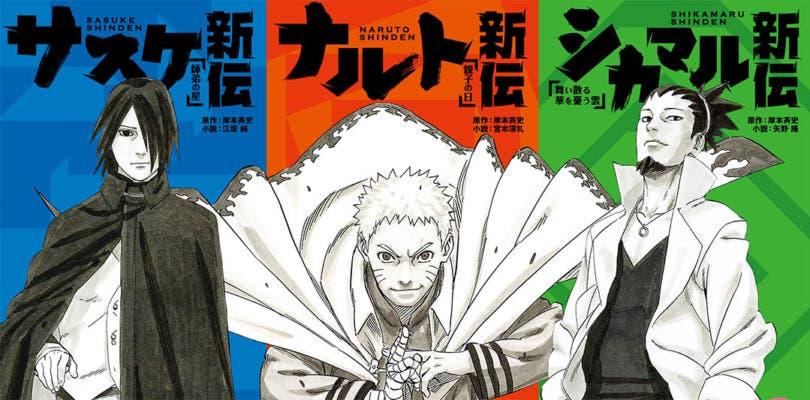 El anime de Boruto continuará con la adaptación de Naruto Shinden