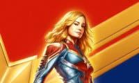 Capitana Marvel nos devuelve a los 90 con su nuevo póster oficial