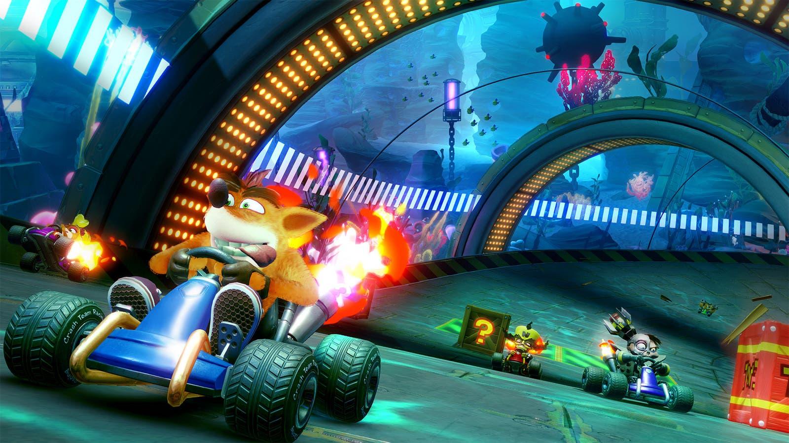 Imagen de Crash Team Racing: Nitro Fueled traerá de vuelta el aclamado juego de conducción