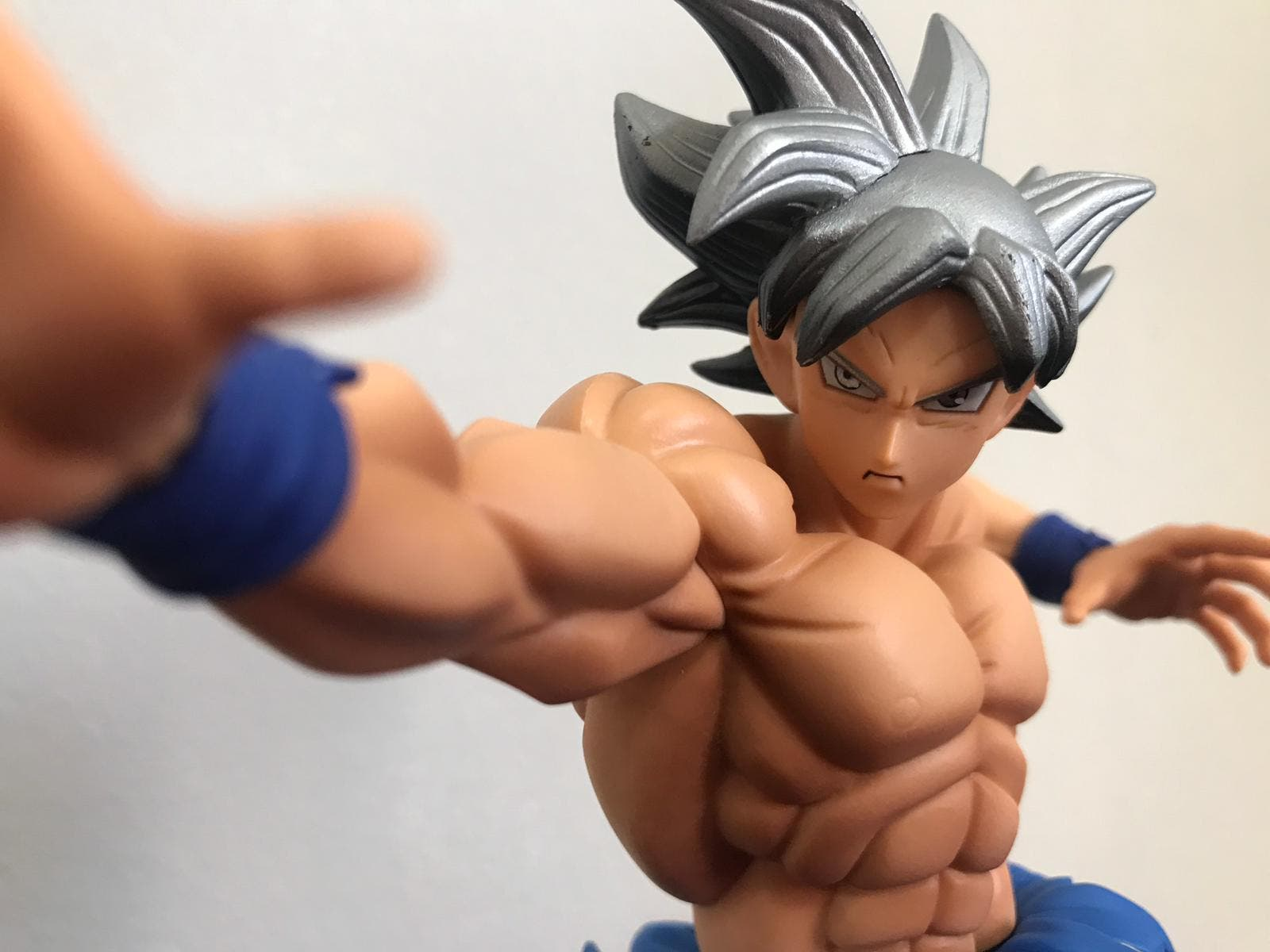 Imagen de Dragon Ball Super: Análisis figura Goku Migatte No Gokui in Flight Fighting Banpresto