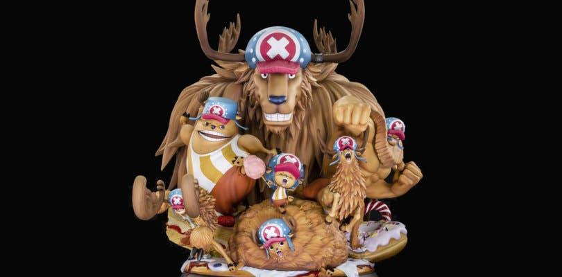 Tsume abre las reservas de la imponente pieza de Tony Tony Choper de One Piece