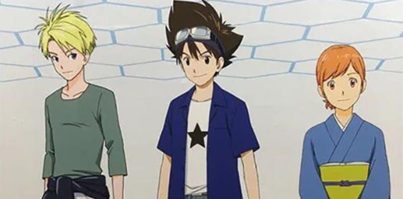 Así serán Tai y compañía en la nueva película de Digimon