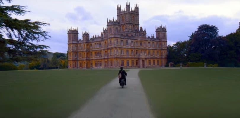 De vuelta a la mansión en el primer tráiler de la película de Downton Abbey