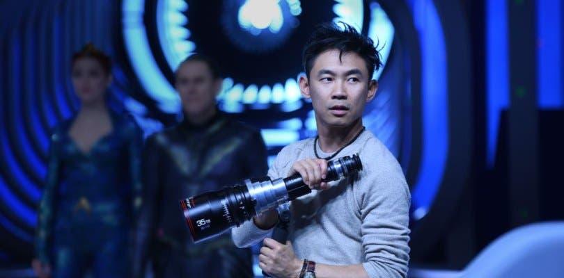 James Wan dirigirá Aquaman 2 dependiendo del guion