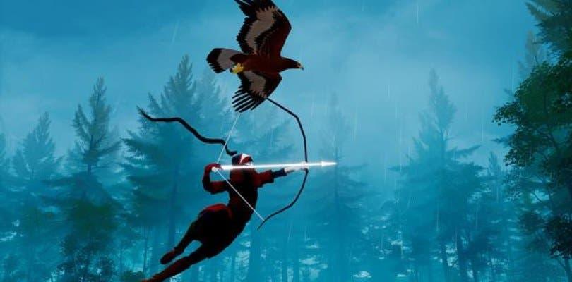 The Pathless se muestra en The Game Awards como lo nuevo de los creadores de ABZÛ