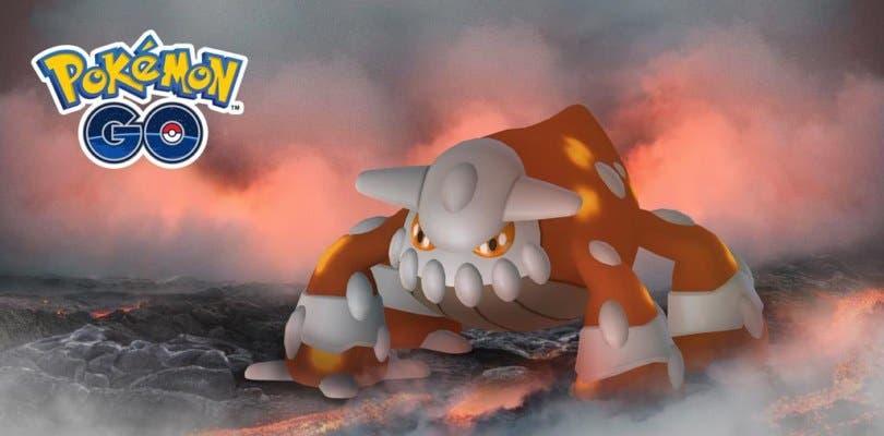 Un nuevo Pokémon legendario llega a Pokémon GO