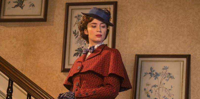 Crítica de El regreso de Mary Poppins: Decepción supercalifragilisticoespialidosa