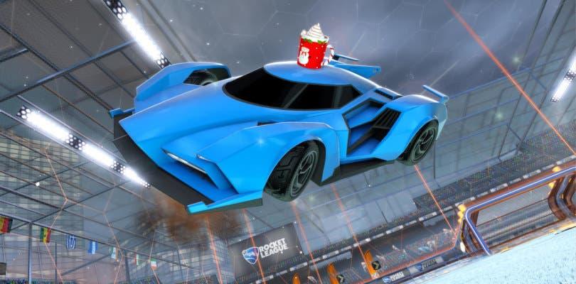 Rocket League se apunta a la Navidad y anuncia el festival Frosty Fest