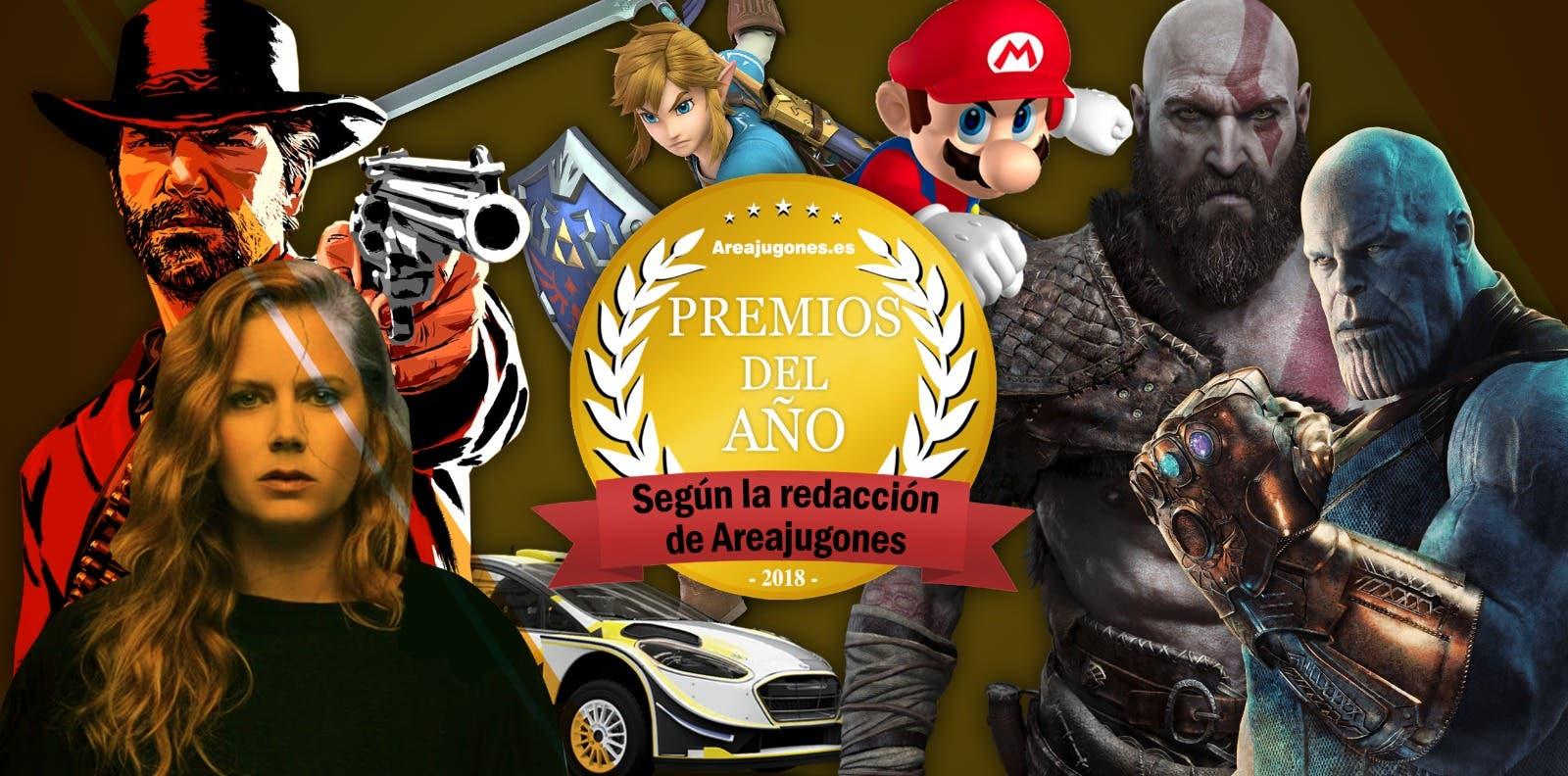Imagen de Areajugones elige los mejores juegos, películas y series de 2018
