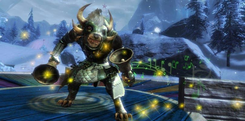 Día Invernal, el evento de Navidad de Guild Wars 2, ha llegado al MMORPG