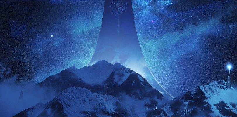 343 Industries ha revelado un nuevo arte conceptual de Halo Infinite