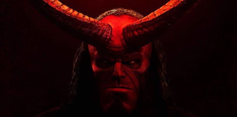 Hellboy regresa del infierno en un nuevo póster, y se prepara para el tráiler