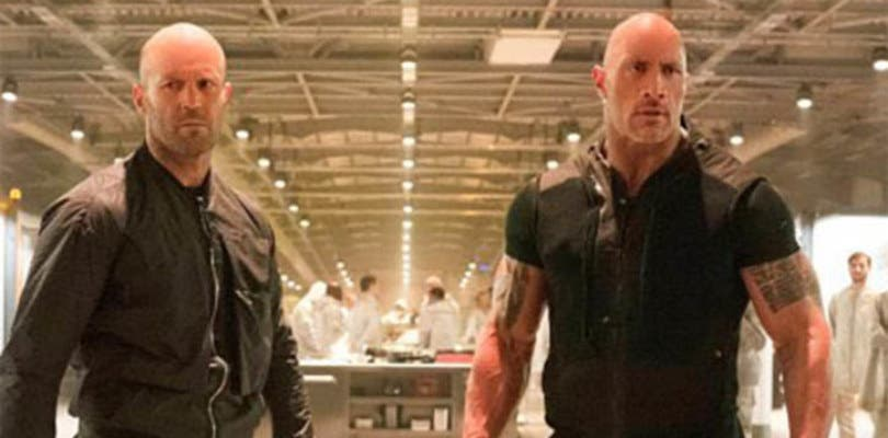 Nueva imagen de Hobbs and Shaw, el spin-off de Fast and Furious