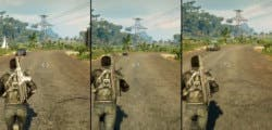 Un nuevo vídeo compara las versiones de PC, Xbox One y PS4 de Just Cause 4